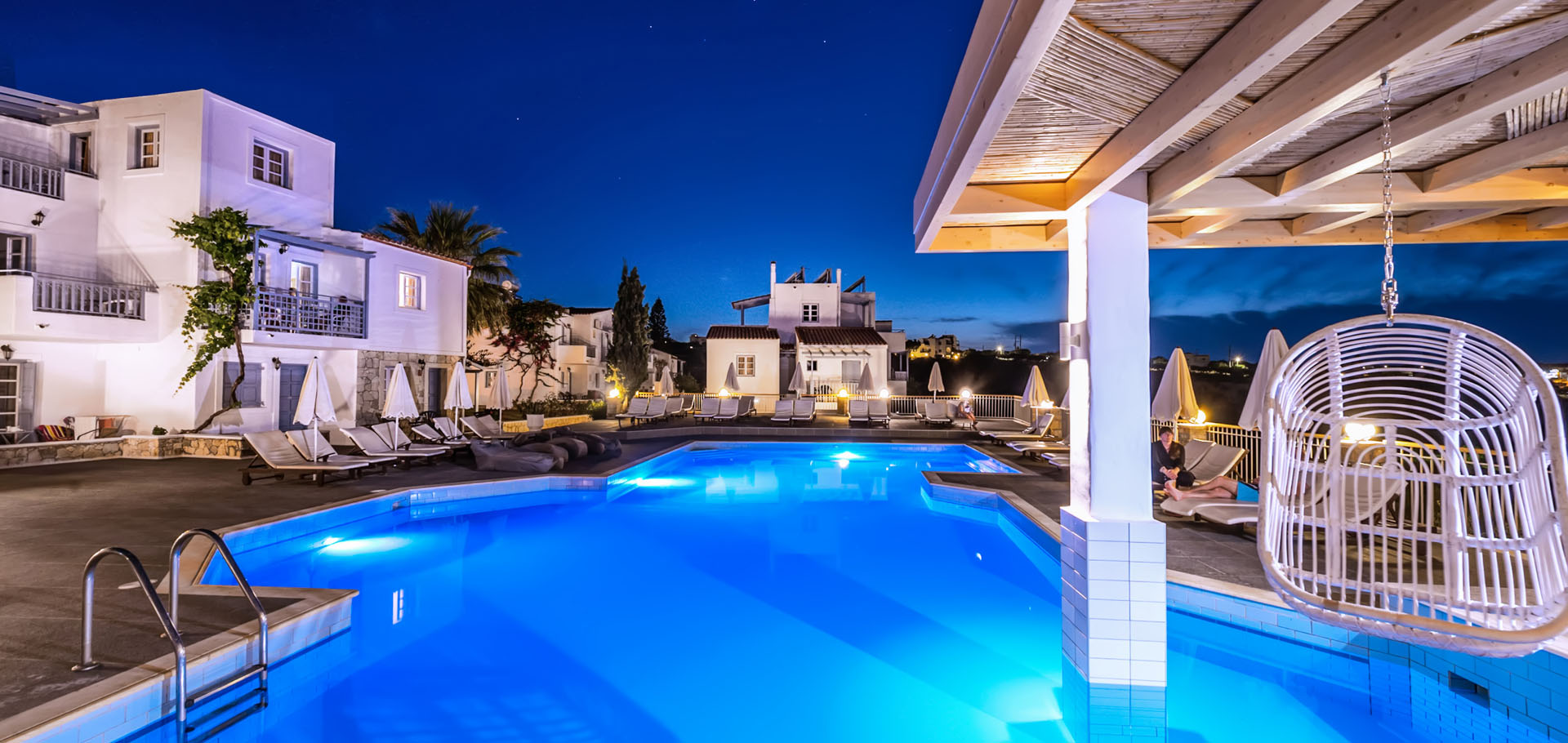 Porto Village Hersonissos Hotel Crete Luxury Crete Accommodation